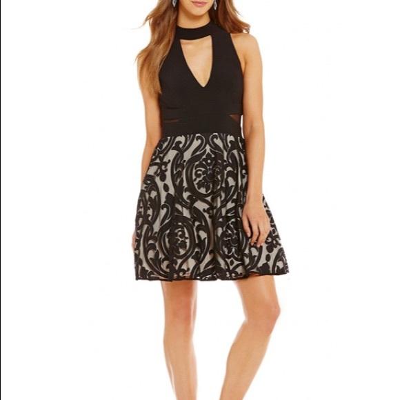 Xscape Dresses & Skirts - NWT Xscape Black Cocktail Dress